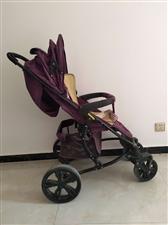 孩子大了坐不着了,电动摇篮,可躺可坐试推车,学步车,便宜处理!15253427943