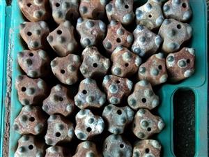 高价回收各种型号钻头,钻杆