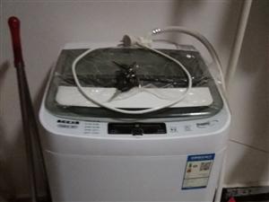 本人有一台全自动洗衣机出售,九八新,买上基本没用,有需要的伙伴联系哦!电话13679394399