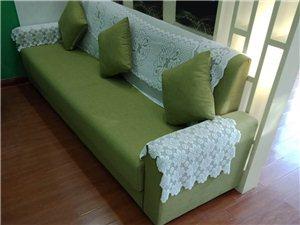 2.4米定做沙发结实耐用九成新