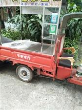 三轮车,八成新72伏买煎饼果子用的,生意不好就没有买了
