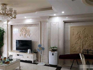 水晶城豪装105平带车库高层仅175万元