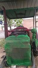 东方红农用拖拉机900带全套农具