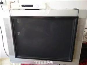 適合出租房 老式21寸電視 自家用的 顯像清晰 低價處理  取貨地點:鐵鋒區政務服務中心附近