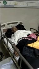 肇事者酒后将87岁老爷爷打肋骨骨折住院,霍邱县城西派出所办案民警却判决老人家赔偿,法律就这样被践踏!