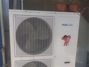 海尔5匹吸顶空调 因房租到期便宜处理