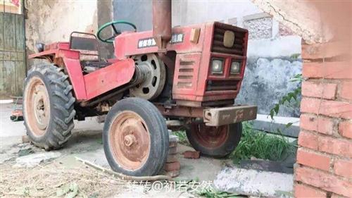 本人有一个小四轮拖拉机加旋耕机低价出售,暗号15877439585