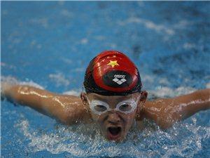 高永忠2018年山西省游泳锦标赛摄影作品专辑2