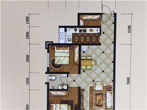 颐丰苑2室 2厅 1卫32万元