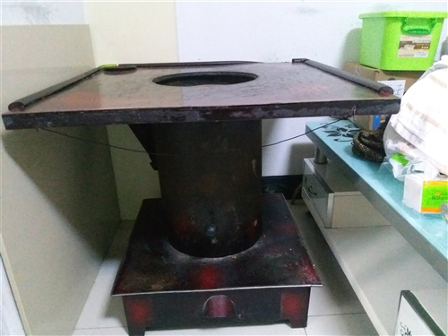 自家用的烤火炉,现低价出售400元,有意者联系  17708529291