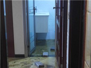 兴文某小区下水道堵塞,刚装修的新房面目全非,谁之过?