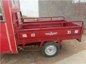 三轮电动车要卖,五块电瓶,斗1.8米长,1.2米宽,带驾驶室(通许县老兵改的)
