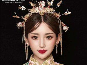 新娘跟妆,韩式半永久