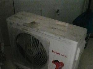 海尔空调大两匹,