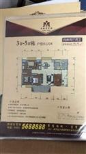 揭西希桥商贸城4栋6013室 2厅 2卫75860万元