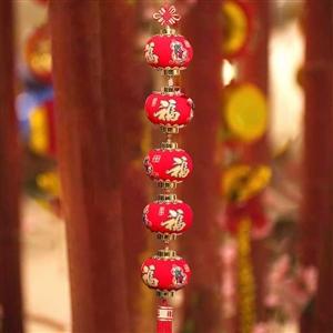 春节吊挂,灯笼,卖春节用品的联系!