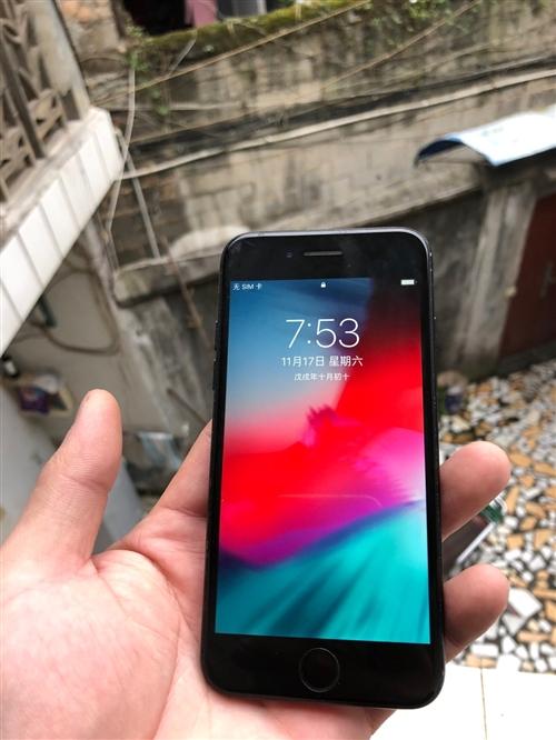 低价出一部苹果7, 32g,港版,移动联通4g,正常使用无任何问题,正品,全原装