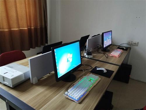 公司倒闭!有些台式电脑和笔记本电脑等办公设备需要处理,有需要的朋友可以去试机购买!地址:康福医院旁