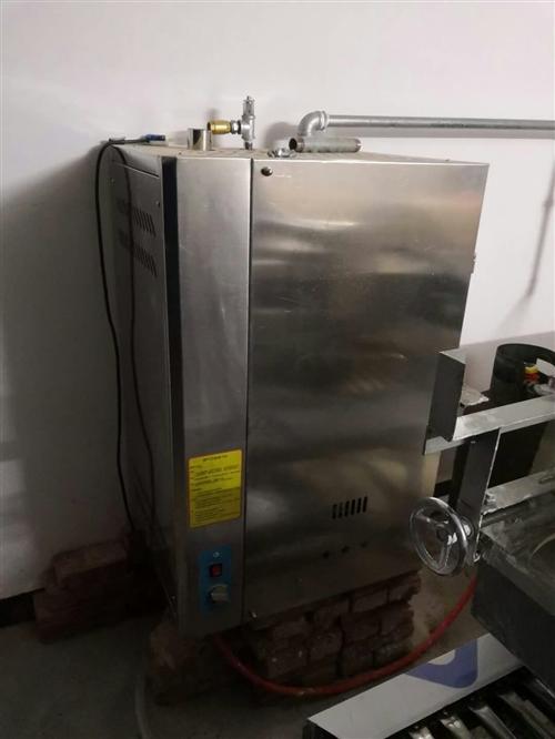 河粉机凉皮机+蒸汽炉+洗面机出售,九成新