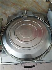 电饼铛     9成新   另有其它厨房用具   双炒灶  消毒柜   冰箱   奶茶机  各种转...