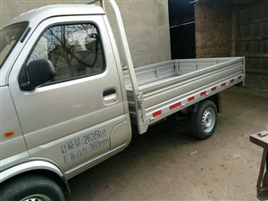 2.7米,单排长安客货,汽油,半年的车。就跑两千公里,急卖
