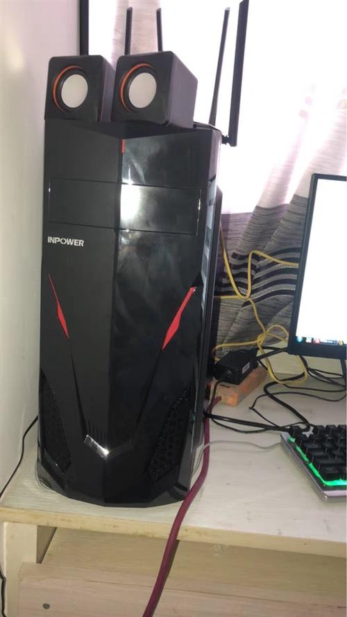 才買幾個月的游戲電腦配置高,性價比高,賣點錢好過年了。