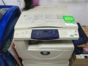 出售二手复印机,型号施乐1080n,印试卷,印身份证,打印,缩印A3A4。电话.1824525432...