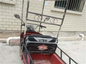 金彭三轮车加一个砂锅粉兆        今年5月份买的   东西完好齐全