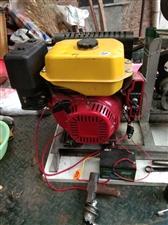22马力电启动汽油机+十用多功能膨化机+面粉膨化机+三号弯管机。从安徽省买的   直接物流发过来的,...