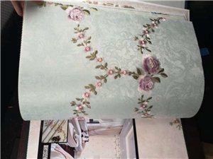 家庭裝修選無縫壁布
