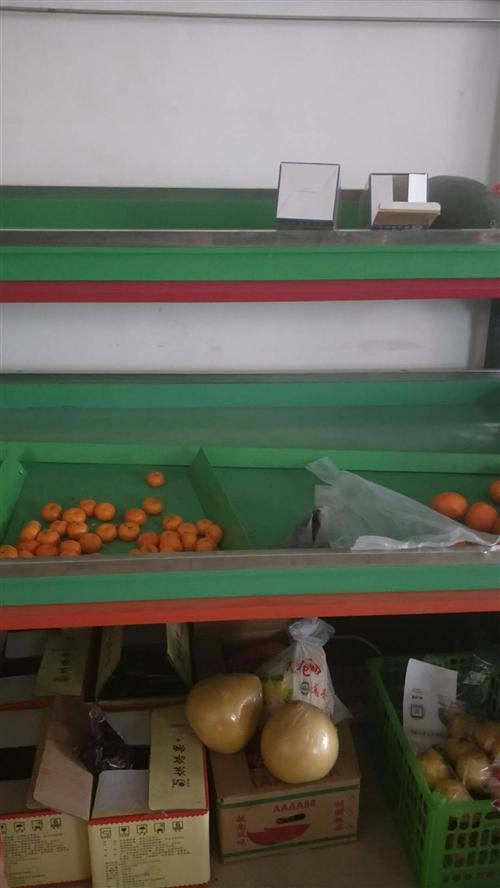 果蔬展示架长一米六宽八十,低价出售有需要的打电话13731080980