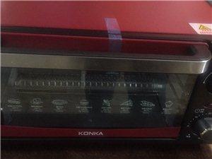 康佳烤箱全新的一百元联系方式15246439552