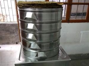九五成新蒸炉、蒸笼低价出售。(蒸炉2个,蒸笼N个)只用了一个月,惊喜赠送小笼包蒸笼,蒸笼垫子。因为要...