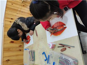 秀艺绘画培训班寒假招生活动开始啦