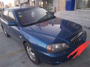 卖车现代伊兰特2004款1.8手动豪华款,机器变速箱任何毛病没有,保险到19年12月,电话17304...