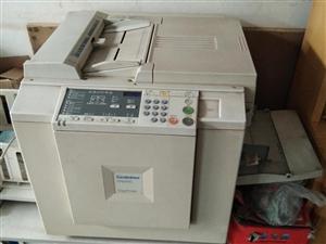 一体印刷机,因为乡镇合并印刷活量减少,想销售这台机子