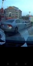 在嘉峪关请文明,禁止车窗抛物
