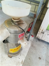 二手燃气电饼档,豆浆机,用的时间不长,放着没用,便宜出售!!!价格600二件。。。不二价