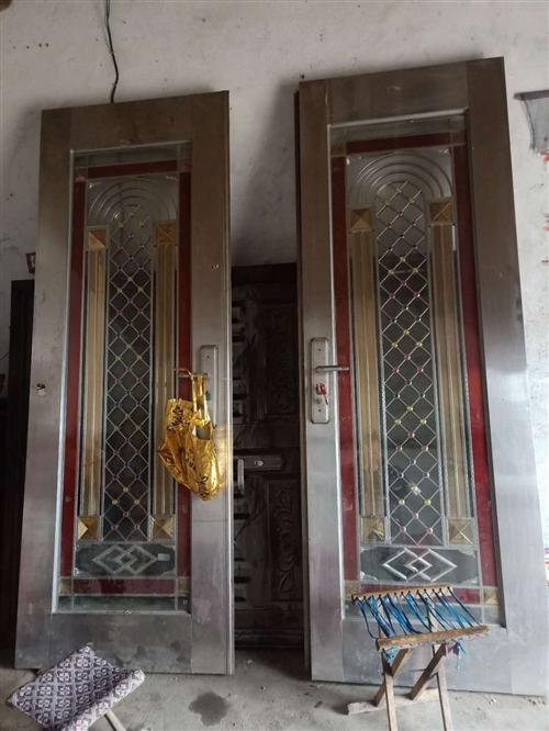 不锈钢门买的三千多用了一年多现在处理