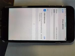 个人闲置苹果7p128g磨砂黑。换手机了,闲置了,用的很仔细。成色很好。