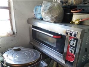 因馍馍店关门,现有八成新电烤箱,电饼铛,两台和面机,蒸笼,等设备低价转让。需要的联系