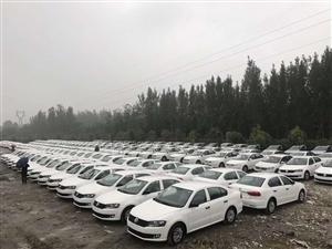 大众朗逸1.6L白色单燃料、双燃料