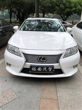 2013款日本进口豪华品牌雷克萨斯ES250