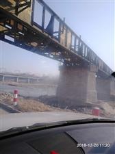大桥快断了,有关部门快派人看看怎么处理好