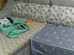 茶几电视柜一套750沙发1600床1200
