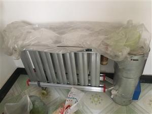 ??【出售二手取暖炉】 17年十二月份买的煤球取暖炉,大小煤球都可用,只用了一个月,无任何毛病,现...