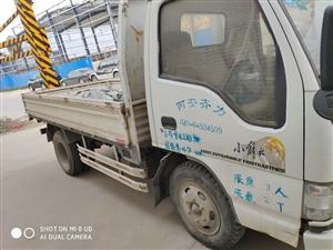 小解放货车,车厢3.8米,12年