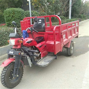 大马力机动三轮车转让 马力大,爬坡强,载货量大,搬家拉货好帮手。