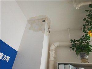 玲瓏閣小區暖氣管道漏水沒人管