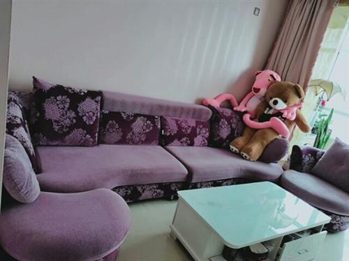 出售二手沙发因为家里地方太小没有地方放了忍痛割爱低价出售650元联系电话18746449339赵非诚...